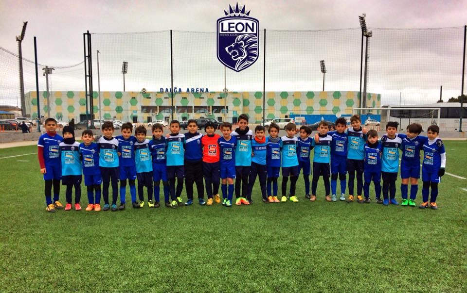 "Футбольная школа ""Leon"""