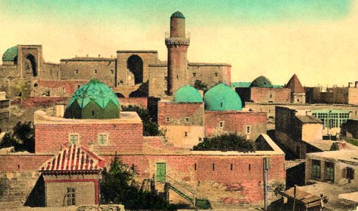 Дом Бакинских ханов станет музеем