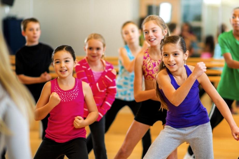 Открытый урок по латиноамериканским танцам