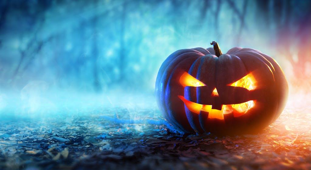 "Halloween Party в центре ""1вивалка"""