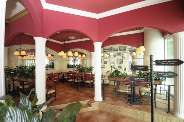 """Ресторан  """"IL PATIO & PLANETA SUSHI"""""""