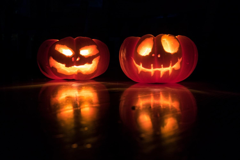 Halloween для детей в
