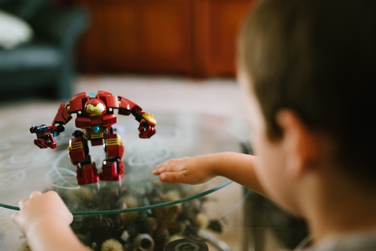 Бесплатный мастер-класс по робототехнике