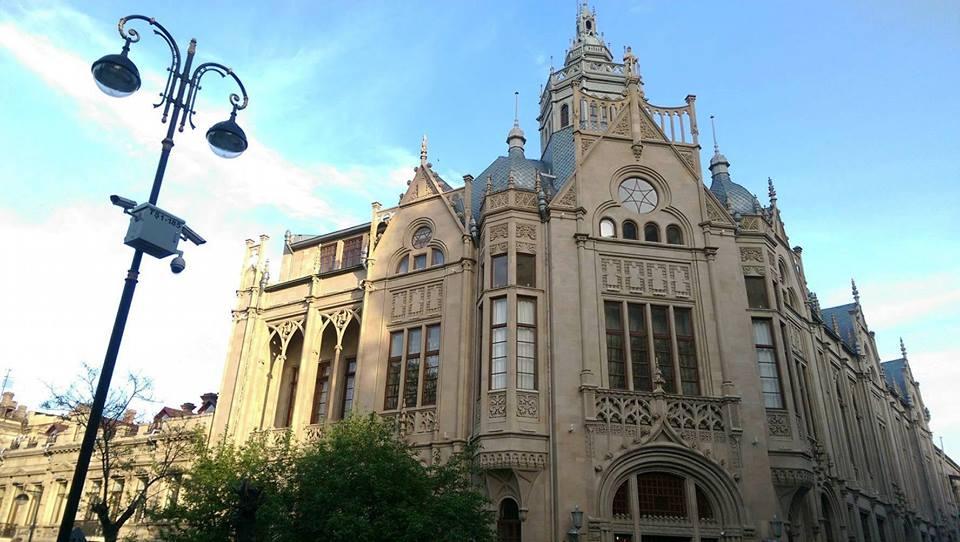 Прогулки по Баку: Дворец счастья и любви Мухтаровых