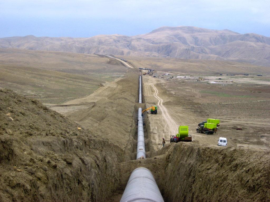 Планируется строительство третьего Шолларского водопровода