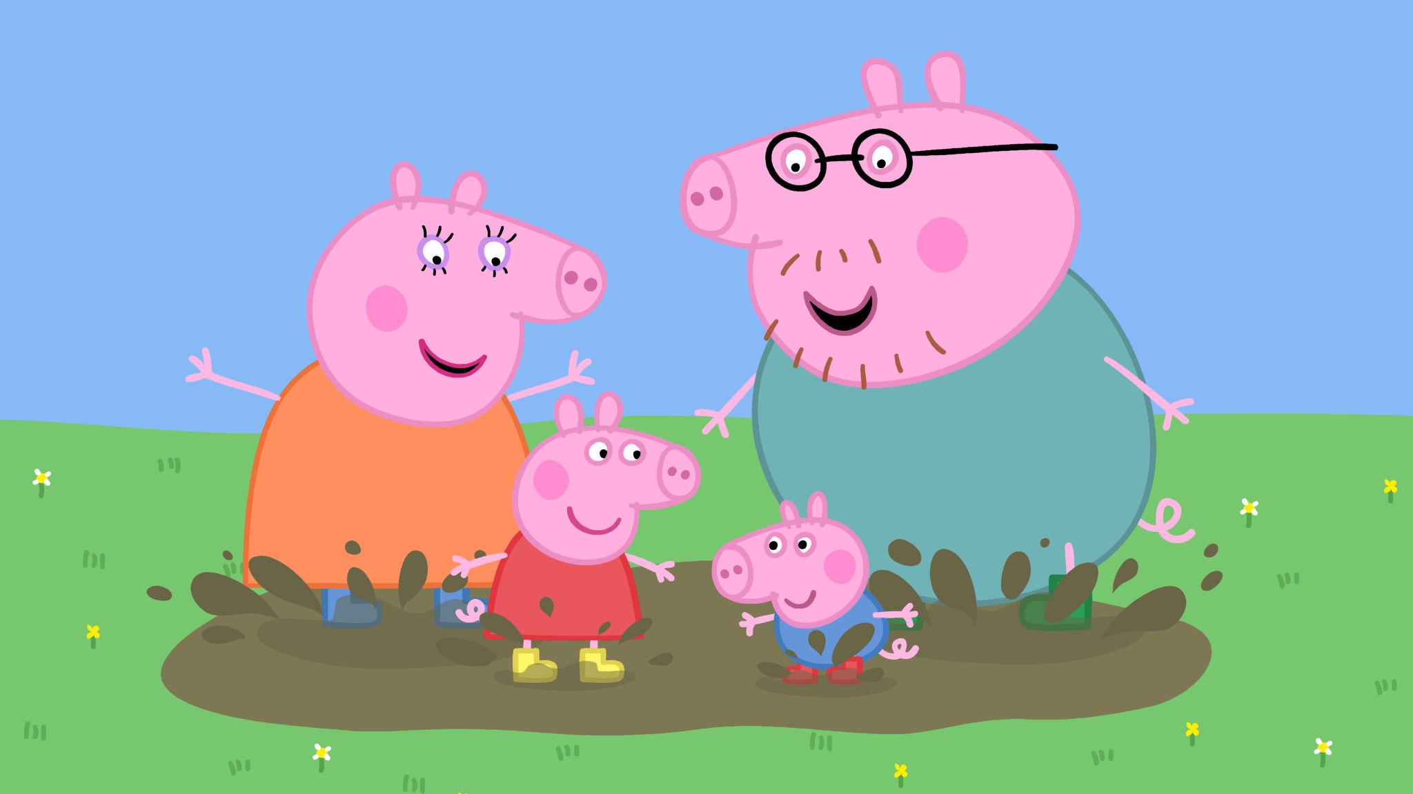 Как смотреть с ребенком мультфильмы на английском