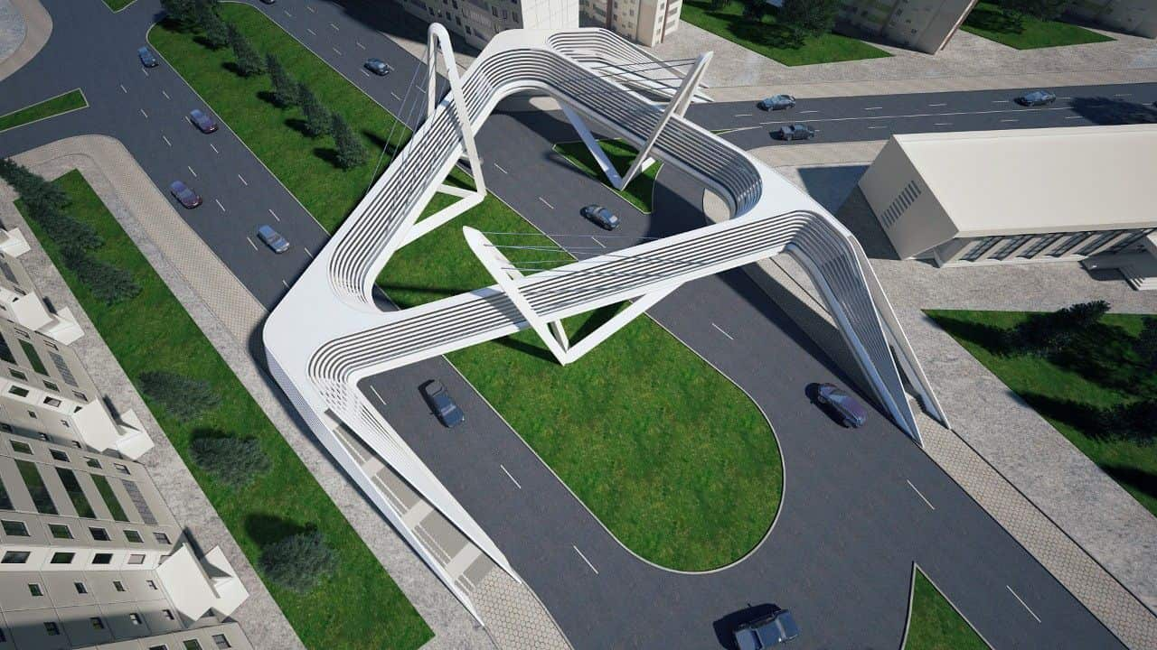 В Баку откроют 5 новых пешеходных переходов