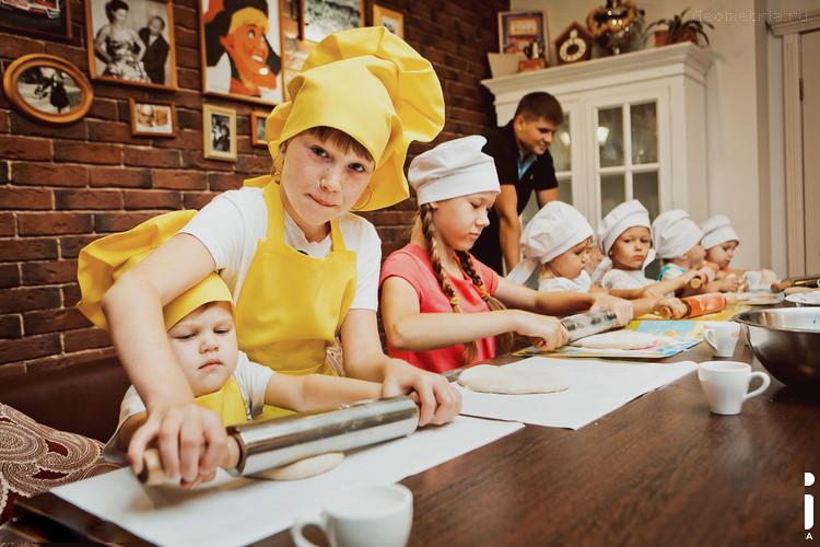 Кулинарный мастер-класс для малышей 2+