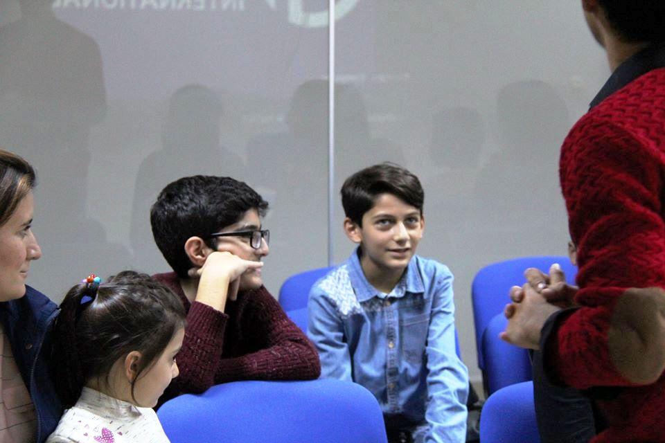 Интерактивная программа  для детей