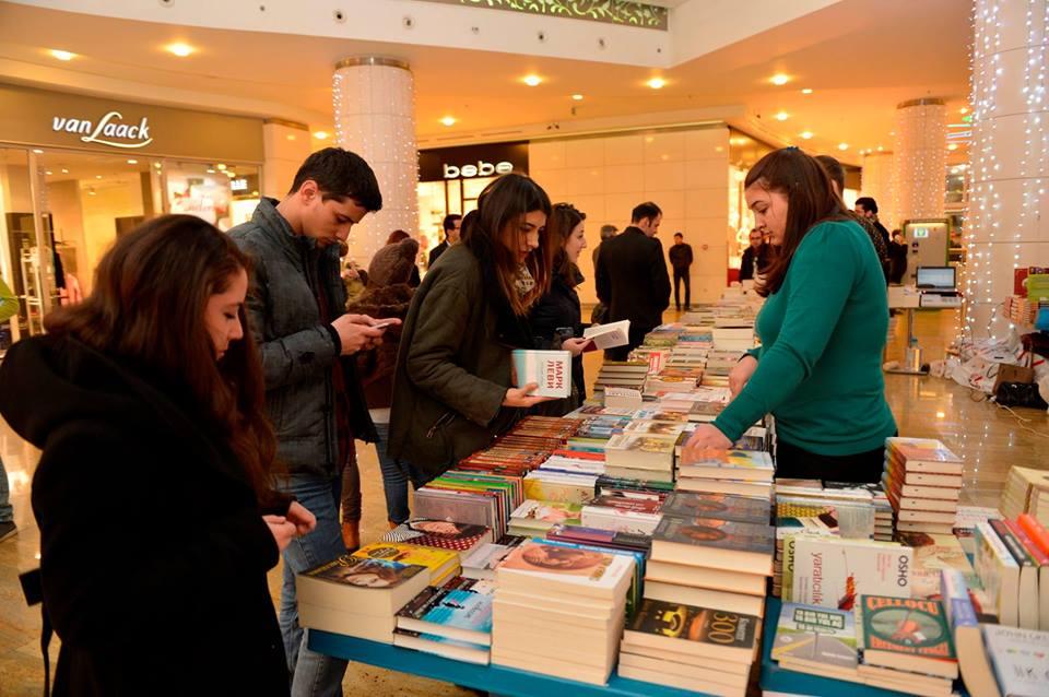 """Книжные магазины """"Ali & Nino"""""""