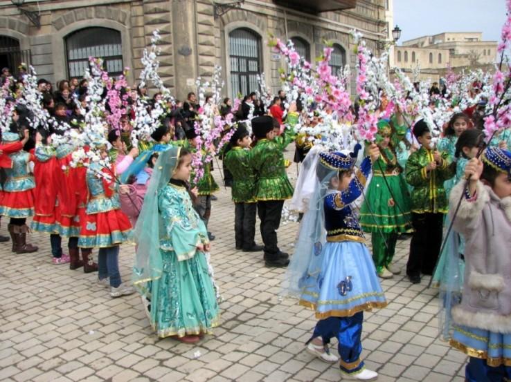 На Площади фонтанов в Баку пройдет фестиваль Новруза