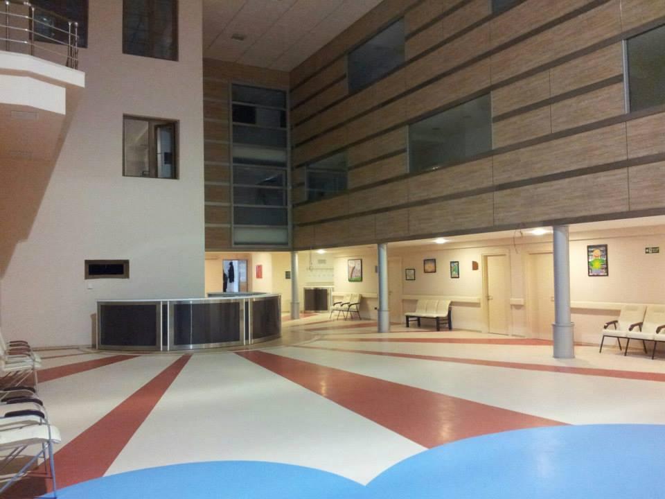Caspian International Hospital