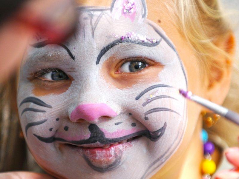 Праздничная программа для детей в «Metropark»