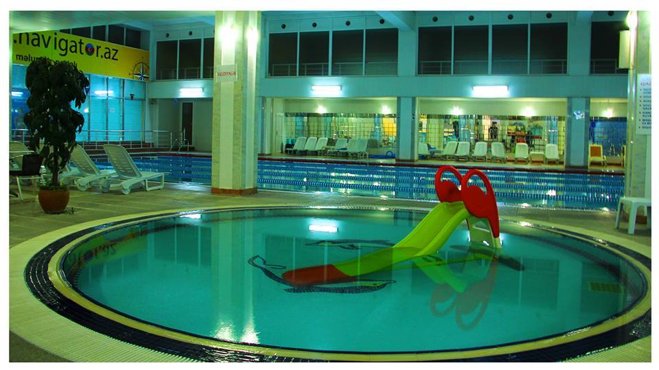 """Aquapark Fitness & SPA"""