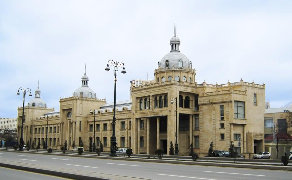 Музейно-выставочный комплекс Академии художеств Азербайджана