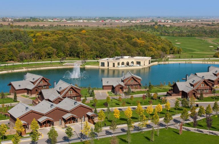 "Отель ""Rixos Quba Azerbaijan"""