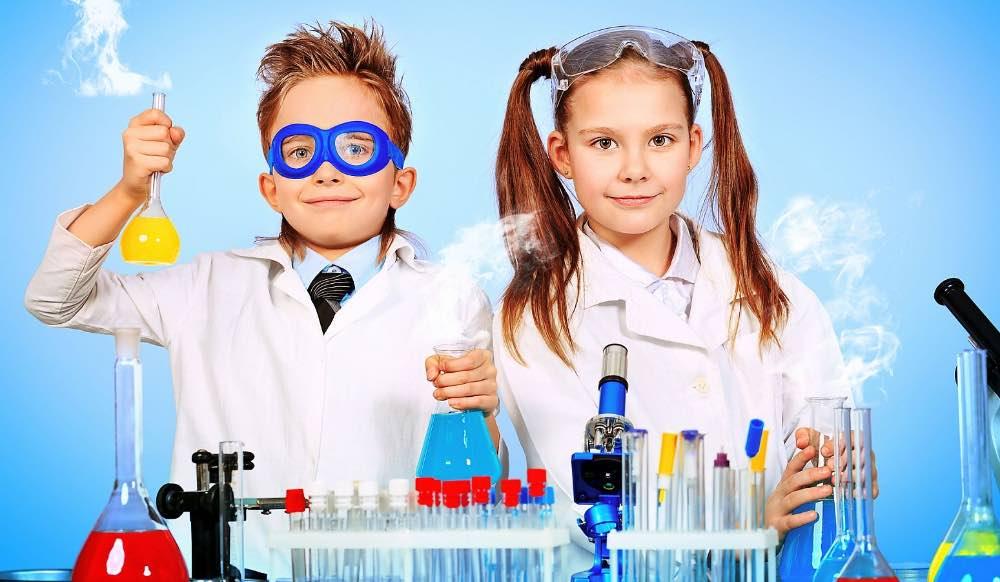 Эксперименты для детей в