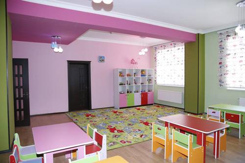 "Детский сад ""TUMURCUQ"""