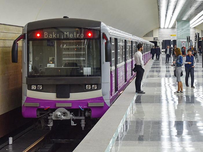 В Баку скоро откроется новая станция метро