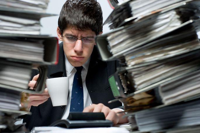 Штраф за несоблюдение режима 8-часового рабочего дня