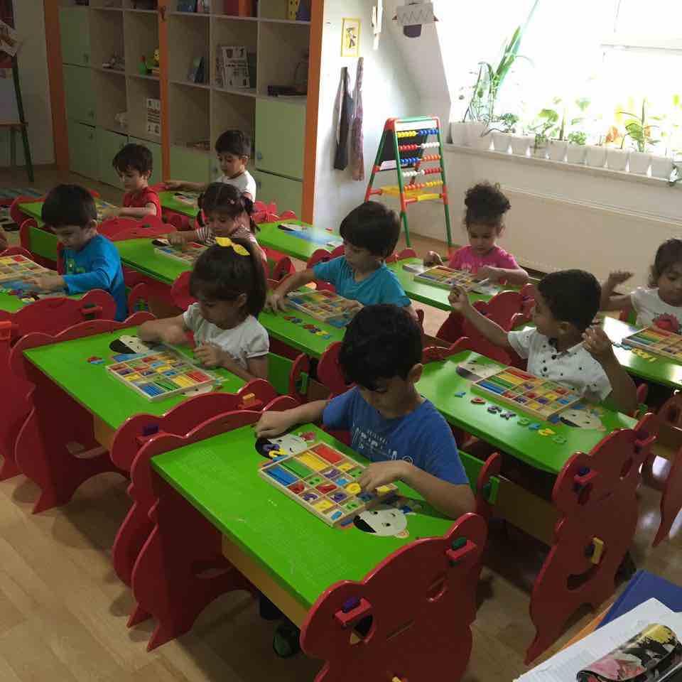 """Детский сад """"Play Orena"""""""