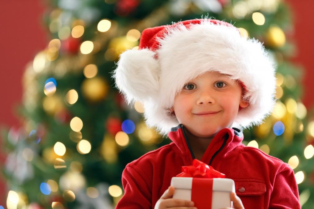 Новый Год в Kids Smile