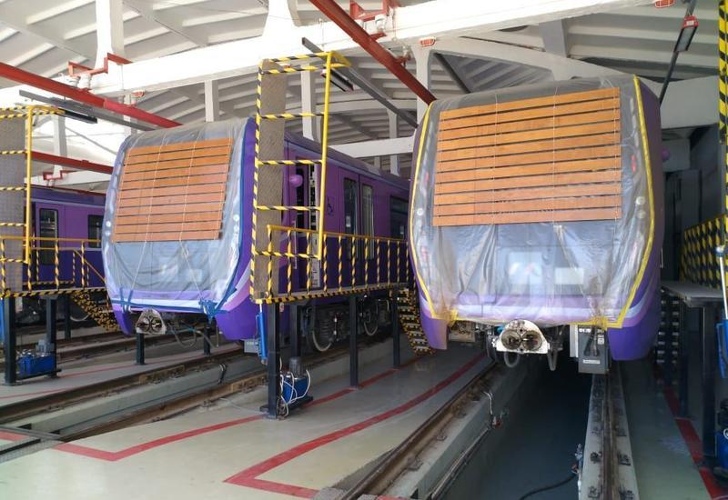 Бакинский метрополитен назвал дату запуска новых поездов