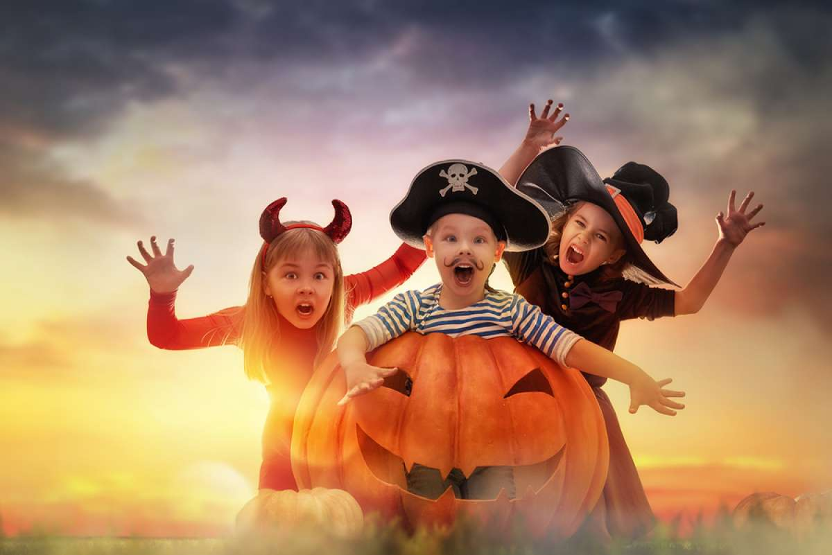 15 идей на выходные с детьми: 26-27 октября